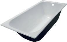 ванна чугунная nostalgi 150x70