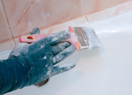 покраска ванн в Спб. Эмалировка ванн