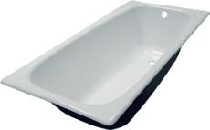 Чугунная ванна каприз 120х70