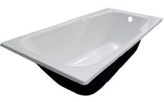 ванна чугунная эврика 170x75x45