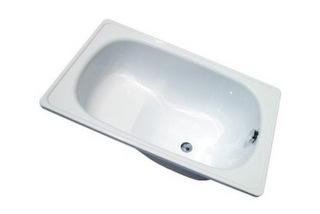 сидячая акриловая  ванна 120х70