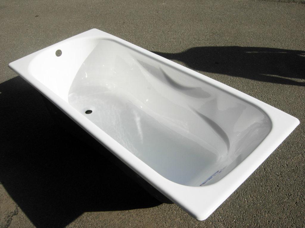 Ванна чугунная 170х75 Сибирячка