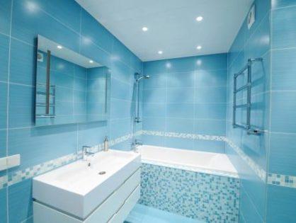 Выбор цвета для ванной комнаты