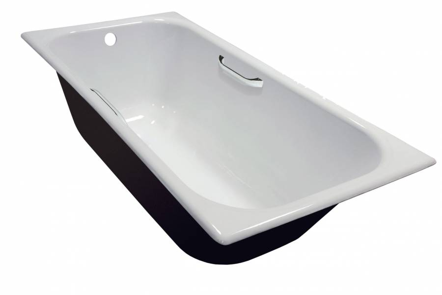 Как ухаживать за чугунной ванной