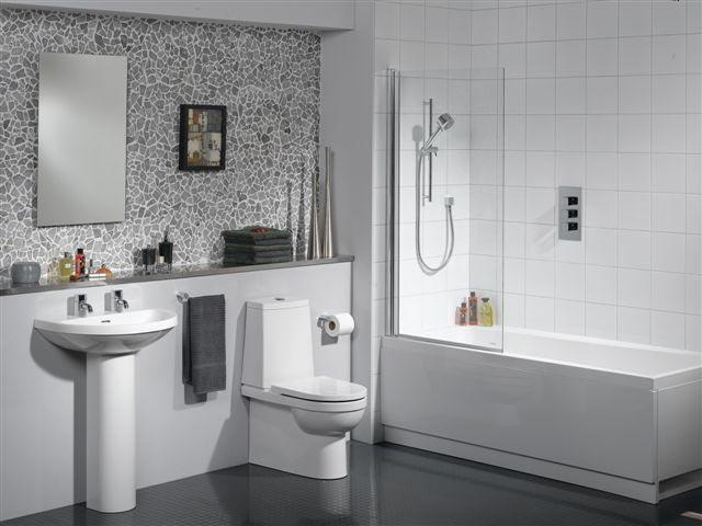 Интерьер для ванной комнаты