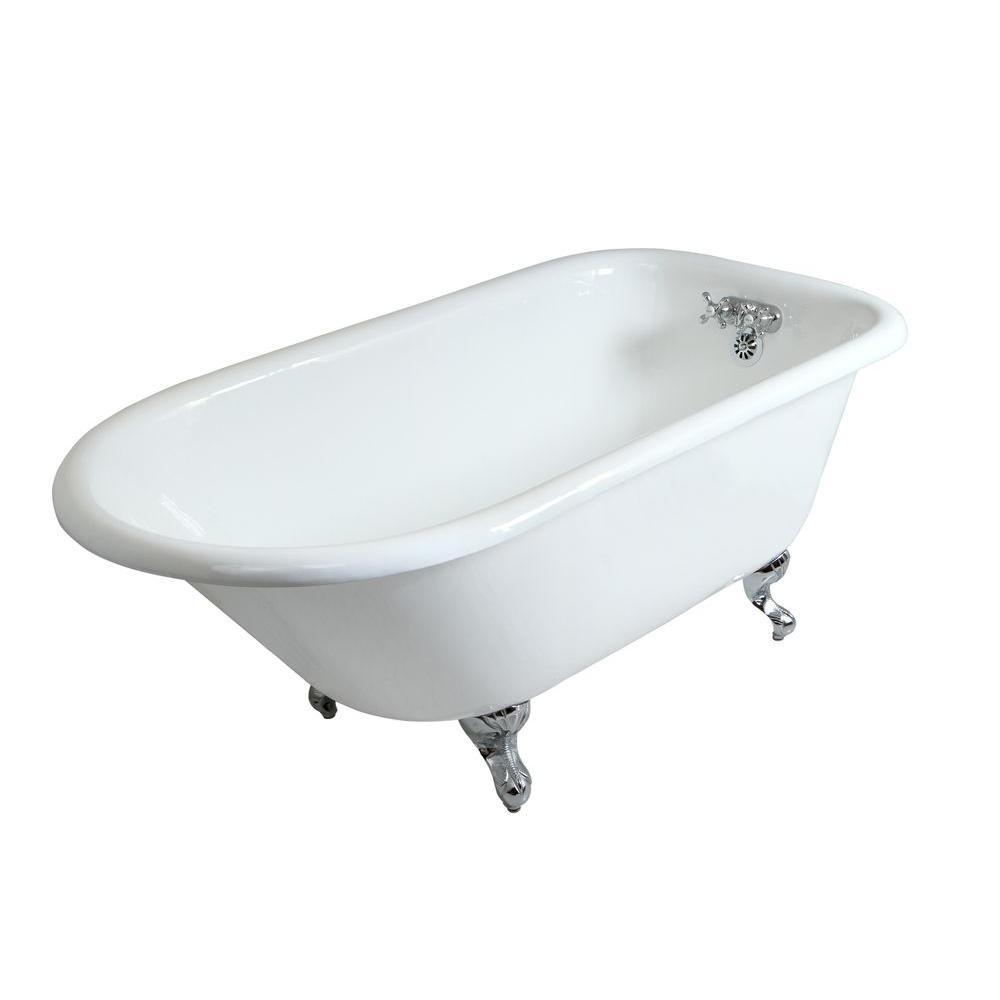 Регулируемые ножки для чугунной ванны