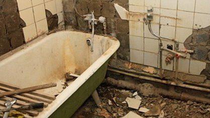 Выбор реставрации ванны