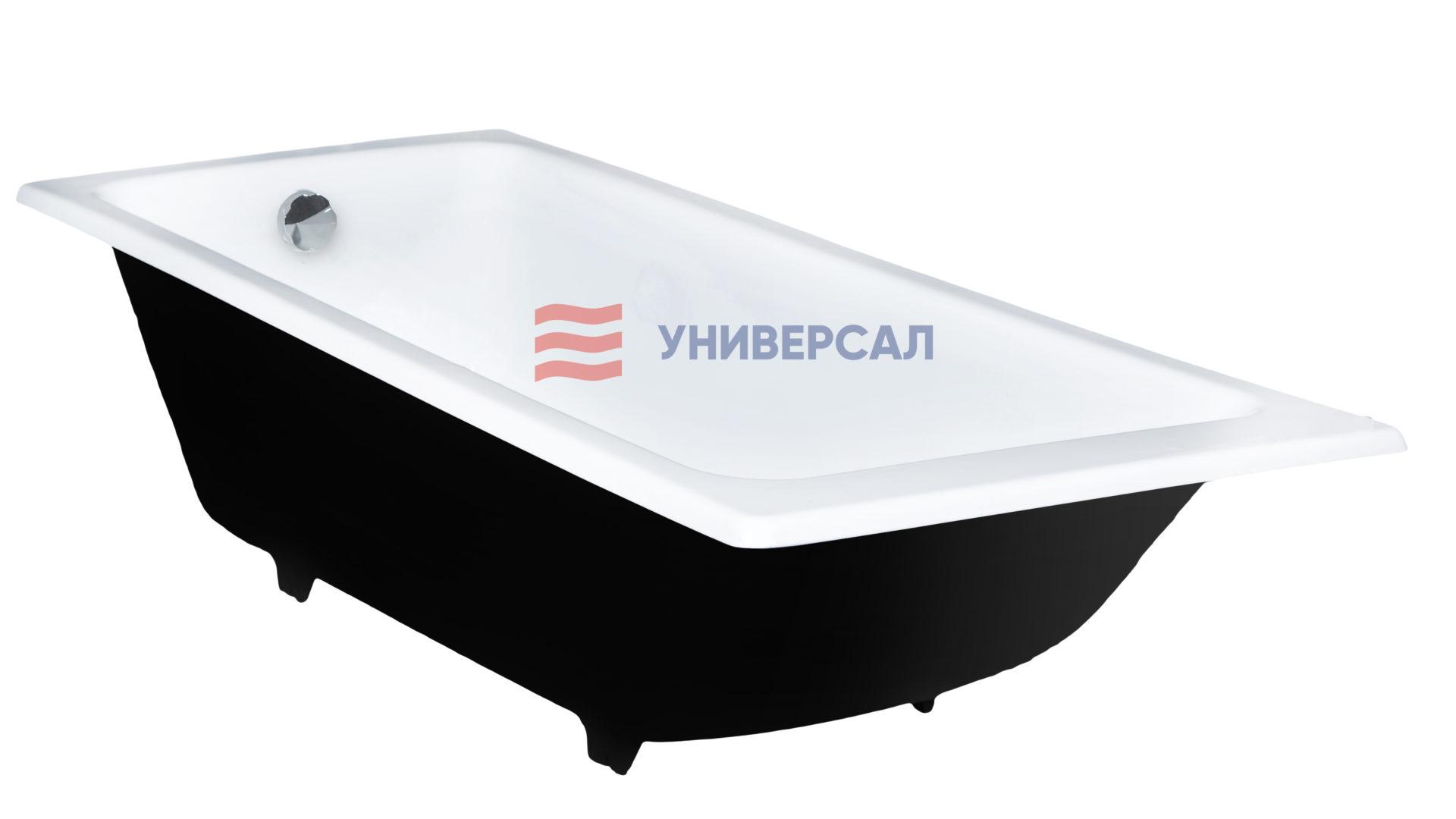 Ванна чугунная Оптима 170х70