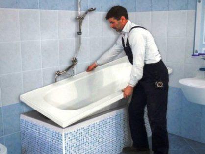 Как лучше реставрировать ванну